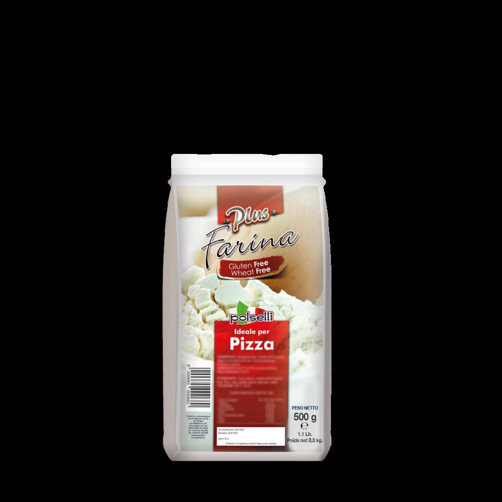 Polselli gluteeniton pizzajauho